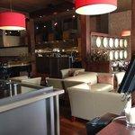 Upstairs/Street Level Wine Bar and Restaurant