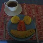 Breakfast - fruit