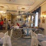 Sala Desayuno y recepción