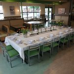 Private catering events available