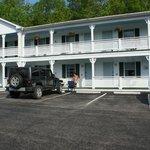 Notre motel à Camden