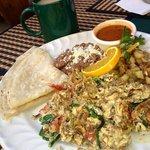 exquisito desayuno mexicano