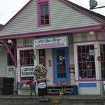 Ice Cream Parlor next door