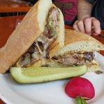 Cubana sandwich