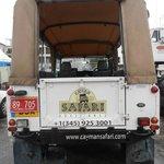 Cayman Safari Jeep