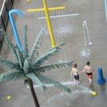 kids play area taken from fifth floor