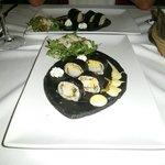crab and scallop maki
