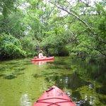 Canoe Run.