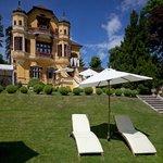 Schlossvilla Miralago Foto