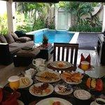 RC Villa Breakfast