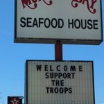 NO DISCOUNT! How do they support the troops?