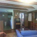 Cabin 6- Inside