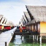 Photo de Adaaran Prestige Ocean Villas