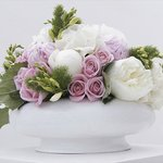 Luxury wedding centerpiece by Fabio Zardi