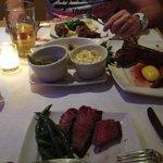 Steak Special $80 - Amazing