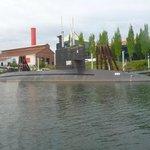 The Submarine at OMSI