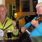 Music in the leenane Pub