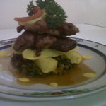 Delicious Meals at Comfort Corner Guest house