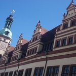 altes rathaus - lvisuale laterale