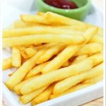 french fries 20 baht