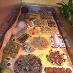 il nostro ricco buffet