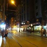 calle donde está Ilkay