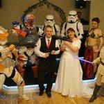 Wedding reception Tiffany's hotel 4/5/13