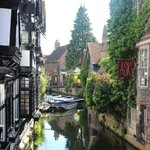 Canterbury canals