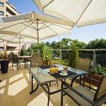 Foto de Hotel Tudela Bardenas