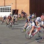 Criterium race in Fort Collins