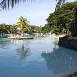 Large Saltwater and Freshwater Pools