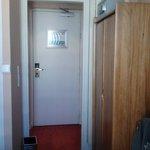 couloir/coffre/armoire