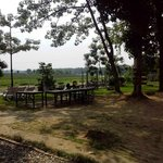 The Sunset view Area with refreshing jungle view