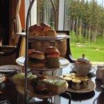 Afternoon Tea Sugar Loaf Lounge