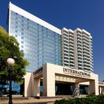 The new INTERNATIONAL Hotel Casino & Tower Suites