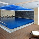 Indoor Pool at the  INTERNATIONAL Hotel Casino & Tower Suites