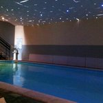 piscina ben riscaldata