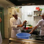 August 2012 - Those two made the cooking class sooo good & funny!