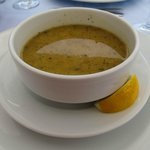 August 2012 - The soup