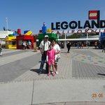 Entrada a Legoland