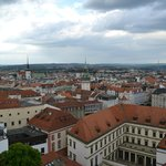 Brno - view from the tower