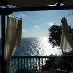 Magischer Balkon