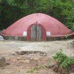 Temazcal (sauna maya)