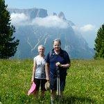 Dolomite Walking  Summer Tour: Alpe di Suzi