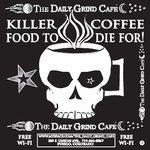 Killer Coffee, Food To Die For!