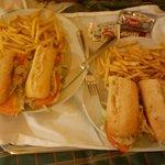 les fameux sandwichs pour moins de 10€