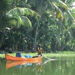Boy on the Backwaters