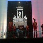 Mausoleo del Libertador (Aquí reposan actualmente)