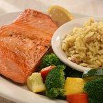 Sweetwater Bourbon Salmon