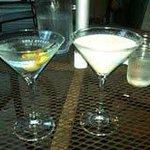 Great Martinis and Praline Mudslides